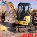 Usado / 80% New Mini / Small Komatsu Hydraulic Crawler 5ton / PC50 Excavator