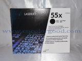 Оптовый патрон тонера лазера Ce255A/55X первоначально для принтера HP
