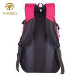 Corsa esterna di stile di modo che fa un'escursione il sacchetto di banco dello zaino della spalla