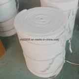 Manta de fibra cerámica de aislamiento térmico de hornos