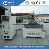 4 CNC van assen de Pneumatische Houten Machine van de Router