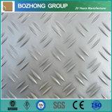 Plaque antidérapage en aluminium du prix concurrentiel 6181 de bonne qualité