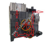 Divers Professional 120kg Clothes Drying Machine