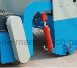 Fio de plataforma de concreto puxar a máquina multifuncional de máquina de Varrimento