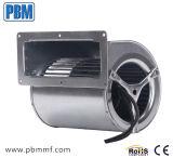 ventilador centrífugo do ventilador da entrada dupla do Ec de 146mm
