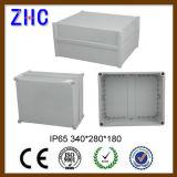 110 * 80 * 45 Petite distribution Électrique Éclaboussure en plastique Boîte de jonction étanche