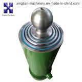 La fabrication de cylindre hydraulique a fait le petit cylindre hydraulique télescopique