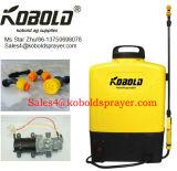 pulverizador elétrico recarregável da bateria do Knapsack 16L