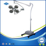 LED-bewegliche medizinische Chirurgie-Operations-Leuchte (YD02-LED4S)