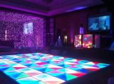 Индикатор освещения сцены DMX RGB LED этап в силу света LED танцевальном зале