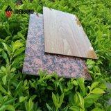 Panel Compuesto de Aluminio de piedra para el exterior