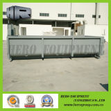 10m Gray Roll van Container/Hook Bin met Single Door