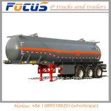 トレーラー40000の45000の50000リットルの半石油燃料のタンカーの交通機関タンク