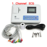 Machine tenue dans la main EKG-901-2 - Javier de l'électrocardiographe ECG de simple canal de 12 fils