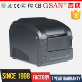 Impresora térmica de código de barras Impresora de transferencia de la etiqueta térmica