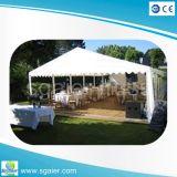 Tenda di lusso trasparente di cerimonia nuziale