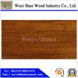 Revêtement de sol en bambou tissé à la main pour la maison