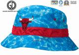 粋ですばらしいデザイン新しく多彩な昇華牛プリントバケツの帽子