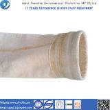 Nichtgewebtes P84 und PPS-zusammengesetzte Staub-Sammler-Filtertüte für hydroelektrisches Kraftwerk