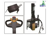 Tipo de passeio portador 1.5ton elétrico elétrico cheio com resistente