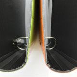 Dispositivi di piegatura personalizzati della gomma piuma della casella pp del gemello del divisore di indice analitico A4