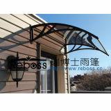 Toldos de policarbonato/ Canopy cenadores // La Vivienda para las ventanas y puertas