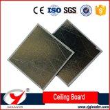 El panel de techo revestido de la tarjeta del MGO del PVC