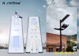 [30و] هاتف تحكم يضمن [ستريت ليغت] شمسيّ مع 360 آلة تصوير