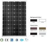 Panneau solaire 25W Mono avec TUV/CEI/CEC/certificat CE