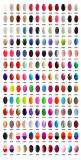 Free Sampleの高品質Gel Nail Polish Colorful Nail Polish