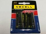 Non-Rechargeable 1,5-LR03 Super батареи AAA щелочная батарея AA, C, D, 9 В - 6LR61)