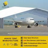 航空機の駐車場(HAF)のためのアルミニウム航空格納庫のテント
