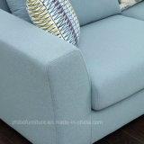 Eckgewebe-Sofa eingestellt für Wohnzimmer-Möbel