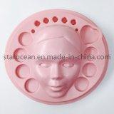 Изготовленный на заказ пластичная косметическая упаковывая коробка для дух, внимательности кожи