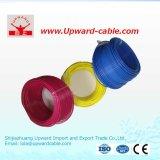 Fil de construction de PVC d'IEC60502 0.6/1.0kv H05V-K 1.5mm2