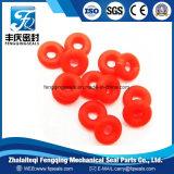 Anel-O da borracha da cor vermelha EPDM/Silicone/NBR/FKM