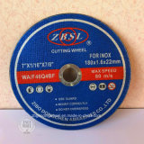 Taglio sottile eccellente abrasivo Wheel-350X2.8X25.4 dell'acciaio inossidabile