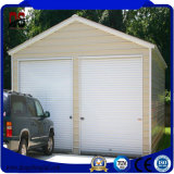 Собирая здания установки низкой стоимости легкие Pre проектированные стальные для гаража