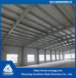 Prefab промышленная мастерская пакгауза стальной структуры