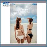레이스 수영복 Retro 브라질 Beachwear 비키니는 위로 민다