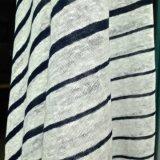 Постельное белье для вязания Полоска ткани для футболка (QF14-1545-BS)