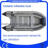 De Opblaasbare Boot van pvc voor Verkoop (Ce)