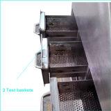 Chambre de vieillissement de machine d'essai de vieillissement de vapeur de 4 paniers