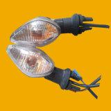 Het Draaien van de motorfiets Lamp, Winker Lamp, de Vervangstukken van de Motorfiets