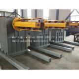 5 гидровлическое Decoiler с автомобилем 10 тонн автомобиля гидровлического Decoiler