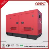 Economico aprir/tipo silenzioso generatore diesel con Cummins Engine