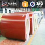Bobina d'acciaio di alluminio dello zinco & di PPGI preverniciata flessibilità