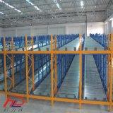 Rack de armazenamento de aço Warehosue gravidade