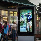 Kundenspezifische Entwurfs-große im Freienzeichen, die LCD-Bildschirmanzeige bekanntmachen