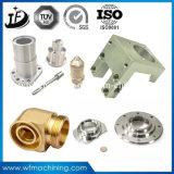 アルミニウムかステンレス鋼の機械で造られた機械装置CNCの旋盤のフライス盤の部品
